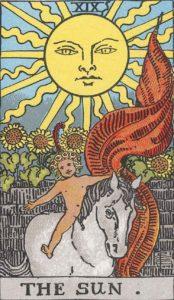 タロット 太陽