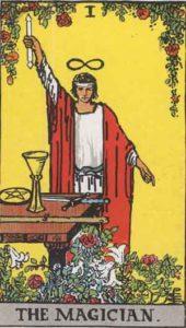 タロット 魔術師
