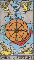 タロット 運命の輪