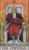 タロット 皇帝